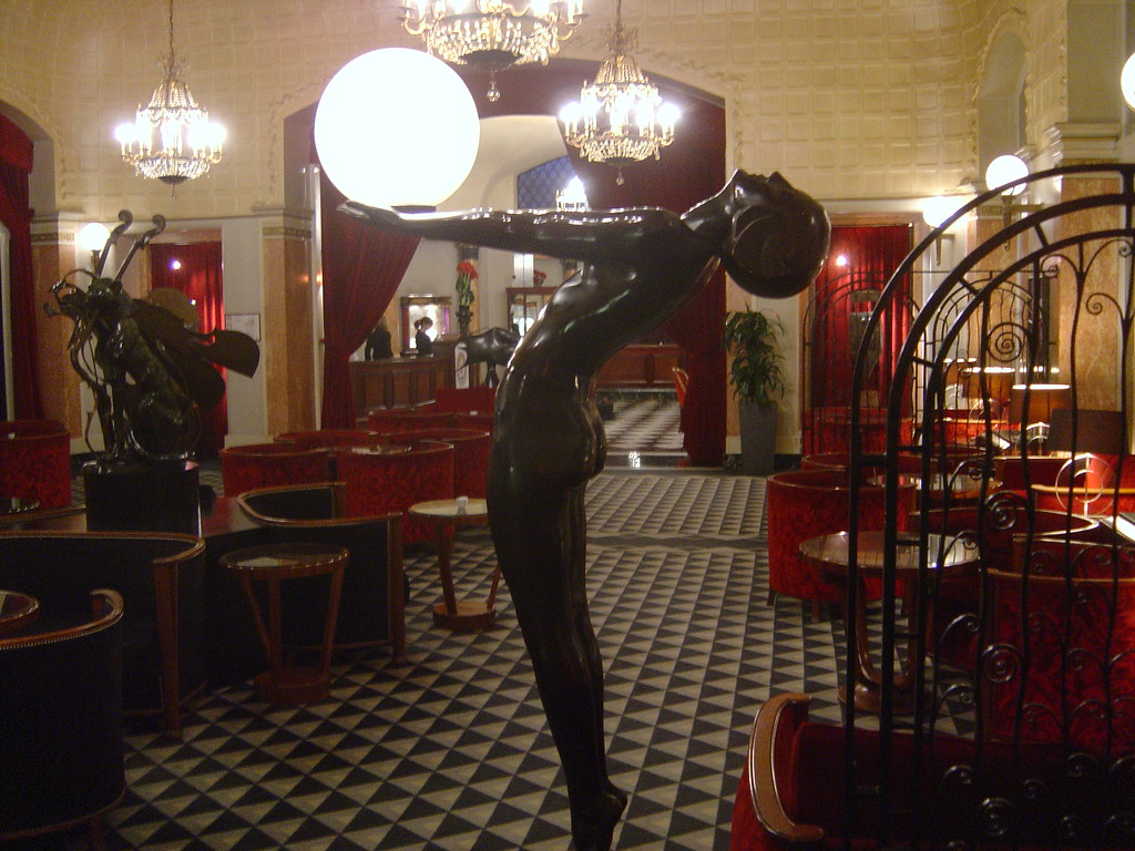 Hotel lutetia paris 7 flickr photo sharing - Le lutetia paris restaurant ...