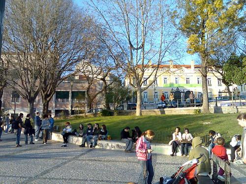 Viewpoint of Santa Catarina, Lisbon