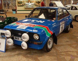 Rally Spec Mk II Escort