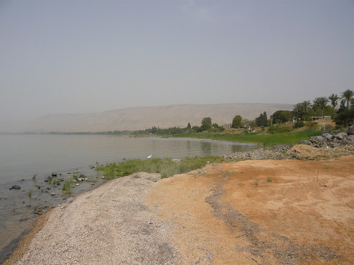 Sea of Galilee, Israel (See Genezareth)