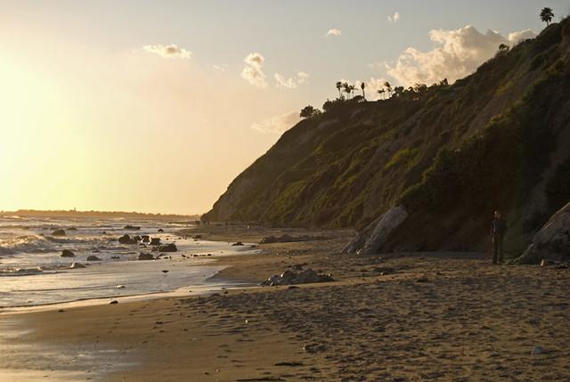 California Beach by flickr user Damian Gadal