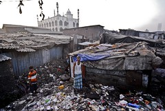 Shadow City - A look at Dharavi.