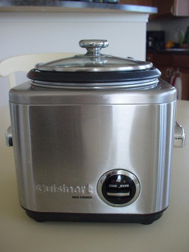 Steamer, Rice Cooker by seabertmovingsale