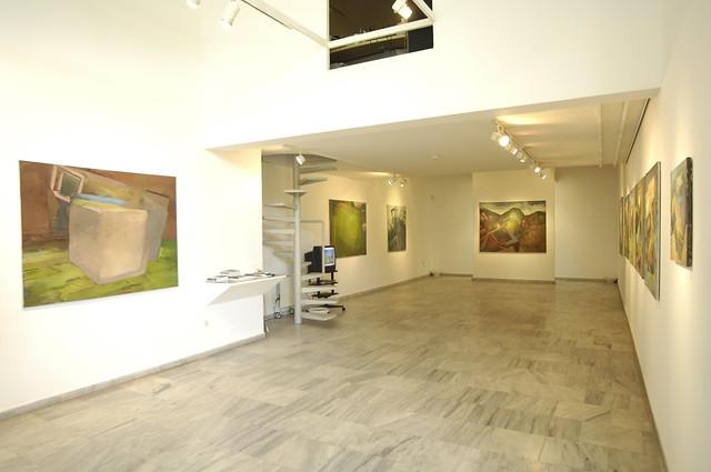 Titanium Yiayiannos Gallery, Athens