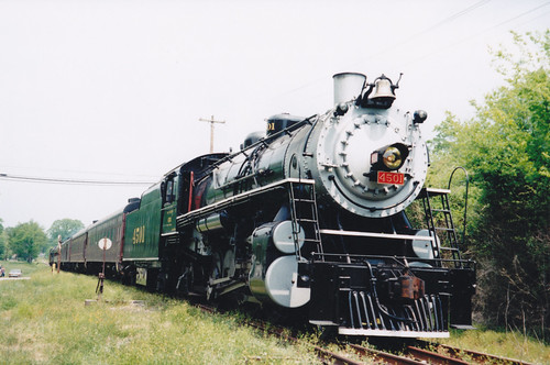 railroad chattanooga museum train georgia tn steam mikado locomotive 282 trion tvrm sr4501
