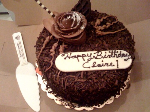 Portos Parisian Chocolate Cake Recipe