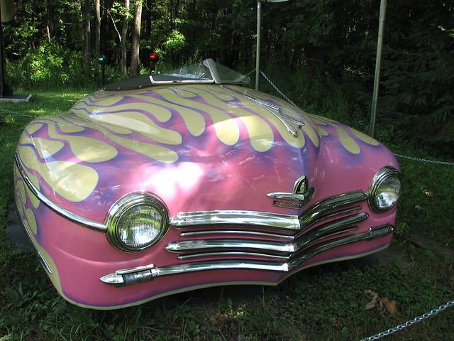 Steve Heller Car Sculpture