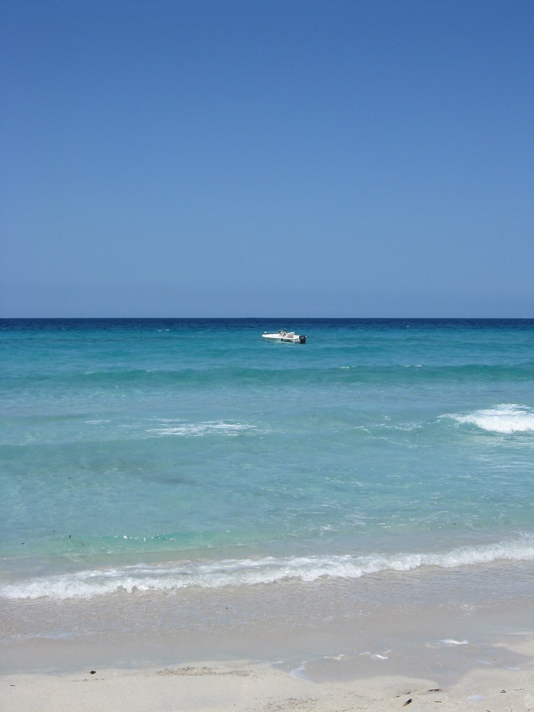 пляж Corsica