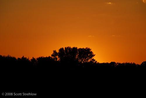 sunset water lakeelmo