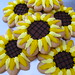 Small photo of Sunflower Cookies from Wired Whisk Bakehouse