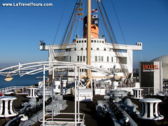 Long-Beach-Queen-Mary-Upper-Deck-LaTravelTours.com