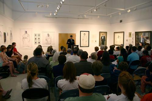 Jason Bouldin Exhibition