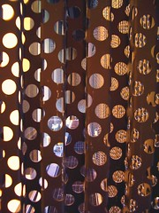 grillwork and mesh