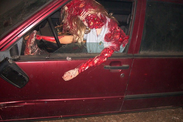 Gory Car Crash Victim Photos http://www.flickr.com/photos/75941851@N00/2971296661/