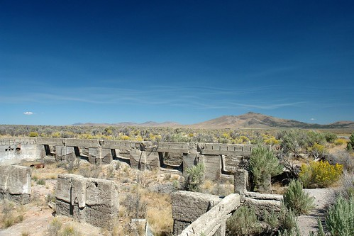 abandoned nevada basement ruin foundation metropolis rabbitbush hotelmetropolis
