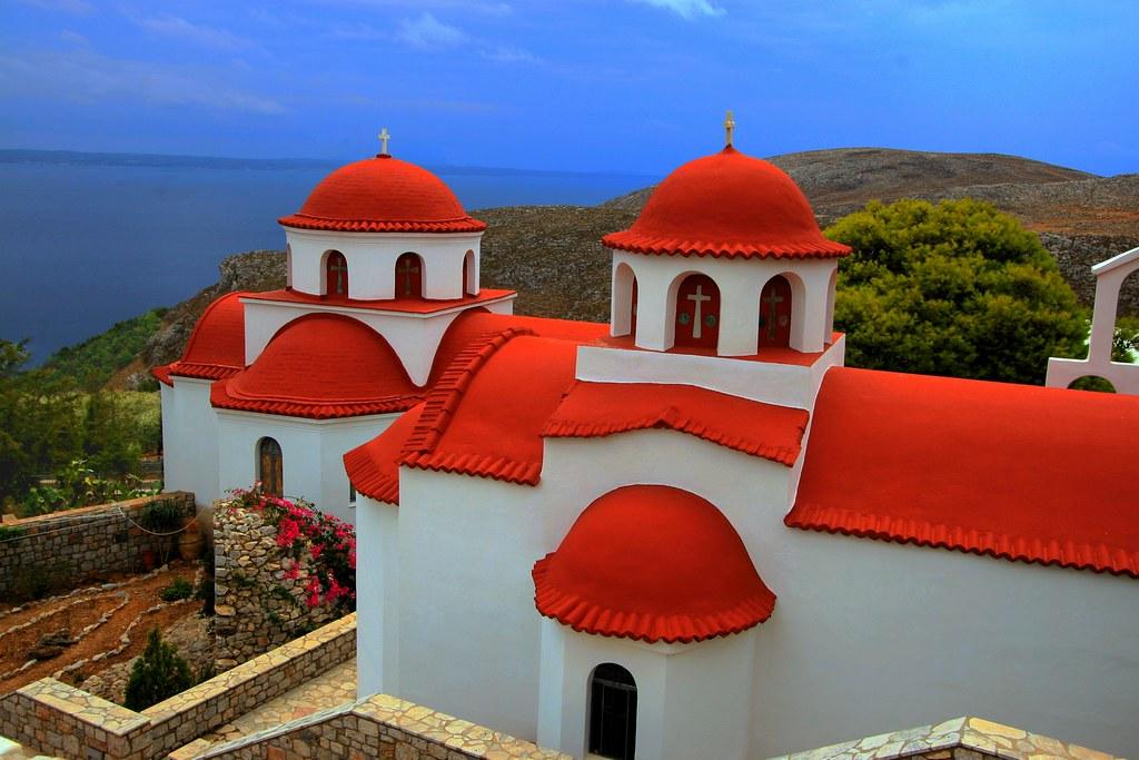 Monastery, Kalymnos