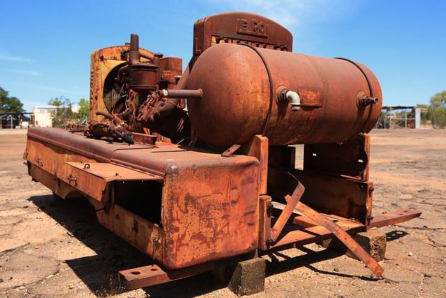 Rusty thing