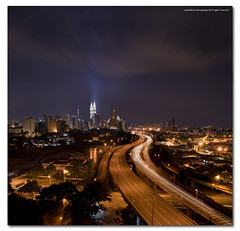 living in the fast lane // vertorama by acidsulfurik