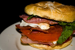 blt, sandwich, meal, junk food, slider, chivito, muffuletta, meat, veggie burger, food, dish, breakfast sandwich, roast beef, fast food,