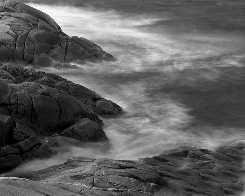 Seascape at Peggy's Cove