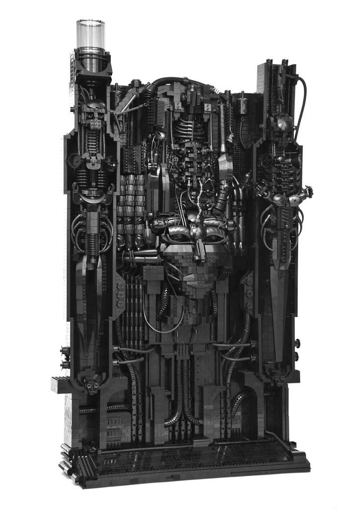 H.R. Giger's Li II