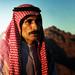 A Bedouin Man On Mount Sinai, At Dawn by El-Branden Brazil