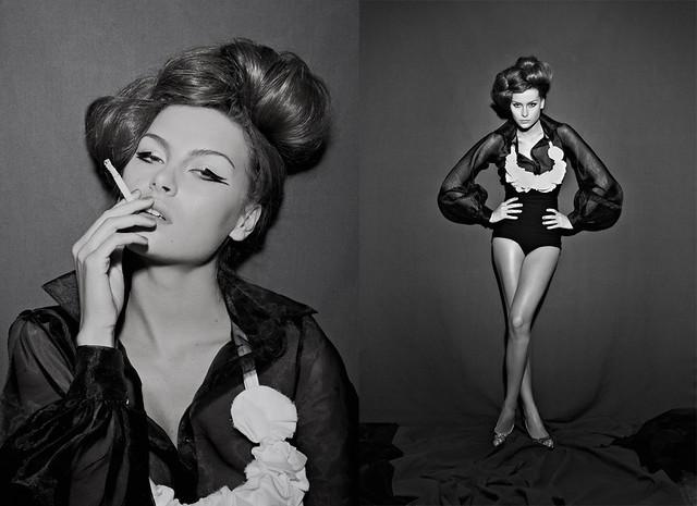 Simon Pais - A Beauty Study / Paula Magazine