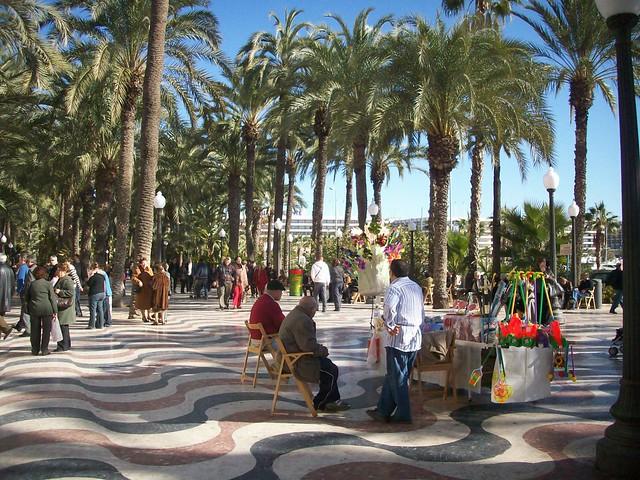 Explanada de España (Alicante/Alacant)