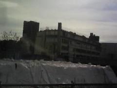 東京スカイツリー工事現場 2008年11月23日