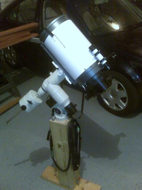 Meade Max Motorized Equatorial Telescope Mount With Az