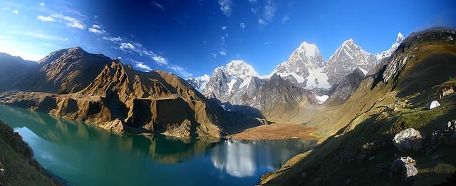 Huayhuash Panorama