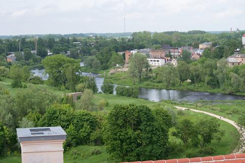 ruins bricks latvia restoration walls historicsite bauska bauskacastle mēmele