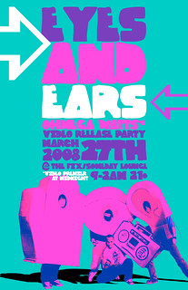 Eyes and Ears Poster 2