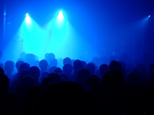 in Concert - blue