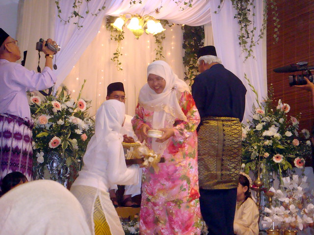 Malay weddings