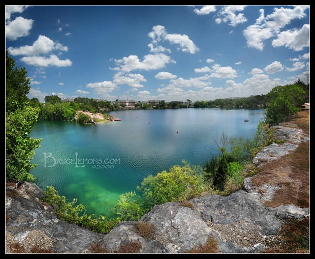 Quarry lake flickr photo sharing for Landscape rock quarry alberta