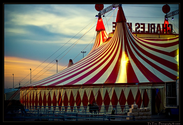 wordless wednesday the circus