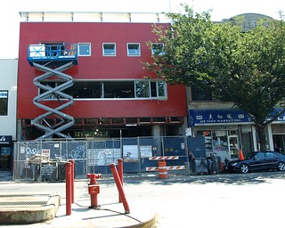 E201 New Construction of Consolidated FDNY Firehouse Engine 201 & Ladder 114, Bay Ridge/Sunset Park, Brooklyn, New York City