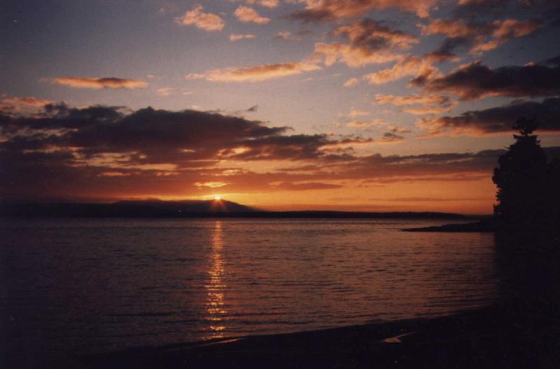 Fishing Weather Saltspring Island