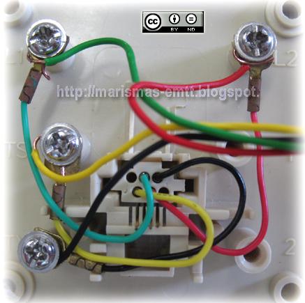 Poner otra toma de telefono por un electricista por cuanto for Poner linea telefonica en casa