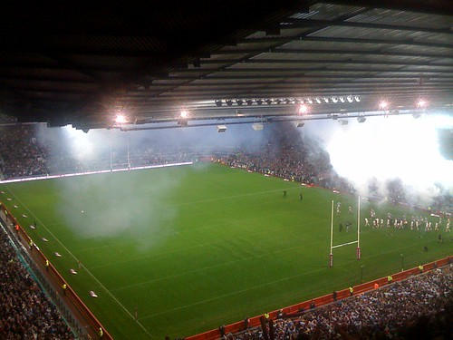 RUGBY LEAGUE GRAND FINAL