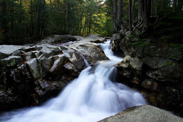 Waterfall, New Hampshire | Flickr - Photo Sharing!