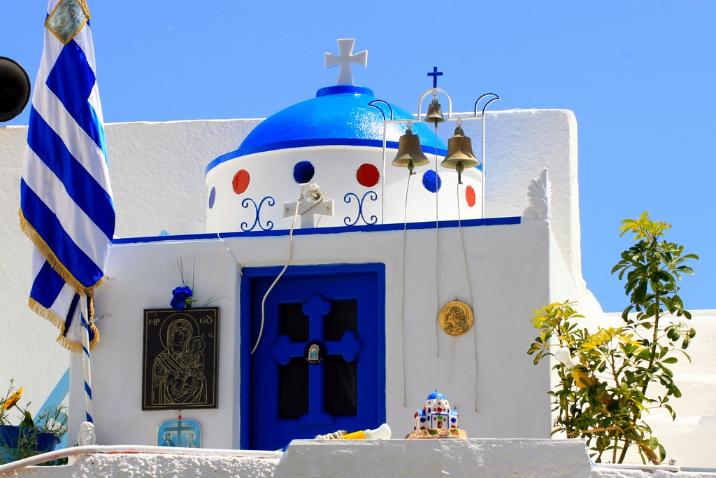 Pretty church, Pyrgos