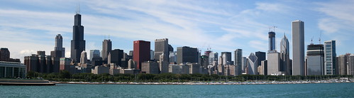 Chicago Skyline 2008