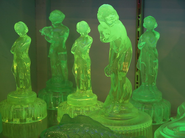 Uranium Glass A Gallery On Flickr