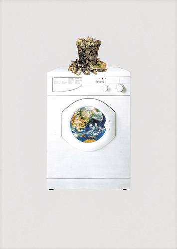 Programa de lavado para reformar el capitalismo