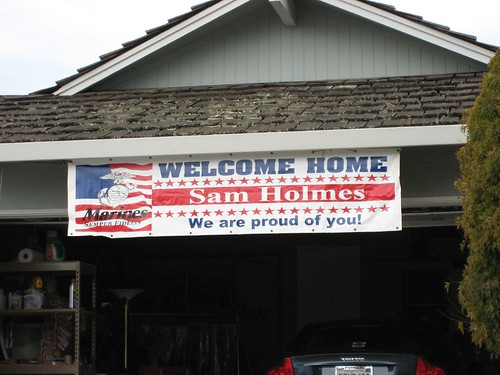 sam holmes, welcome home, marines, iraq war IMG_6870