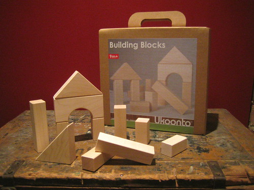 One Set of Building Blocks