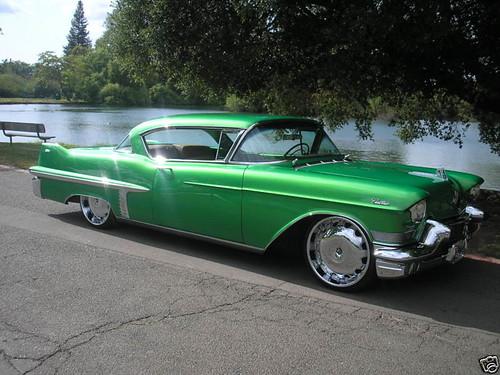 1957 Cadillac 2DR RestoMod ShowDriver
