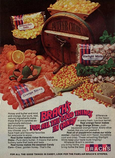 Brach's Candy 1978